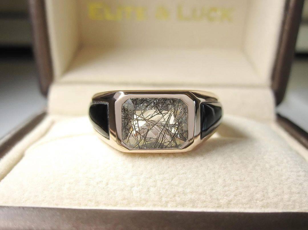 Elite & Luck Ring